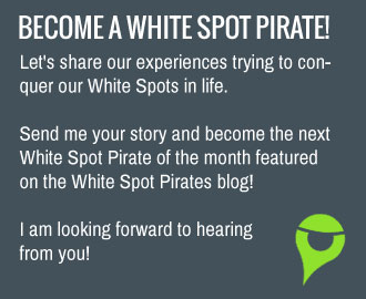 White Spot Pirate of the month