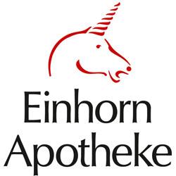 Logo Einhorn Apotheke