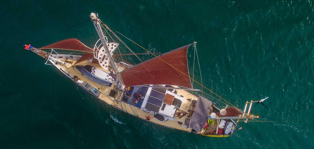 sail joana charter san blas