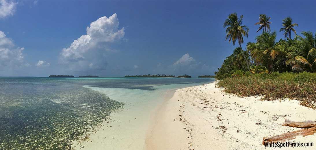 sailing paradise san blas